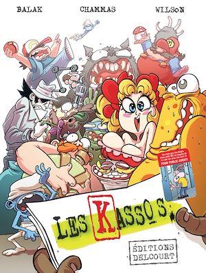 Téléchargez le livre :  Les kassos T01