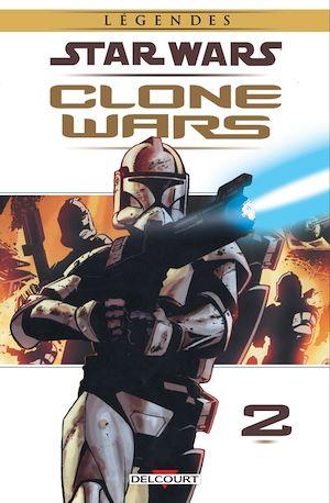 Téléchargez le livre :  Star Wars - Clone Wars T02. NED