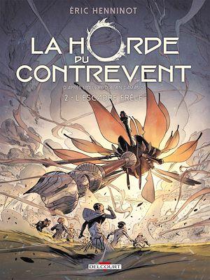 Téléchargez le livre :  La Horde du contrevent T02