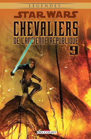 Téléchargez le livre :  Star Wars - Chevaliers de l'Ancienne République T09. NED