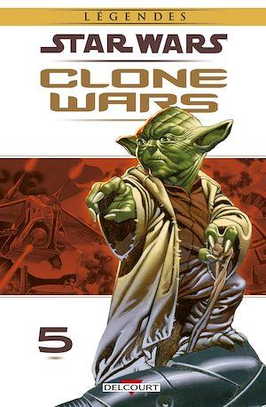 Téléchargez le livre :  Star Wars - Clone Wars T05. NED