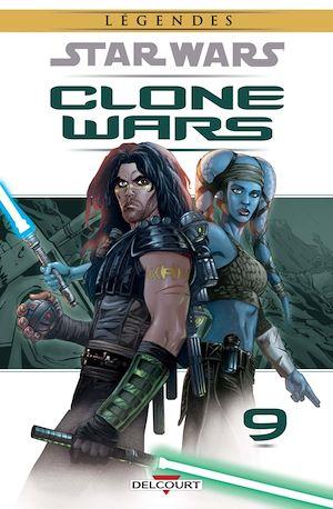Téléchargez le livre :  Star Wars - Clone Wars T09. NED
