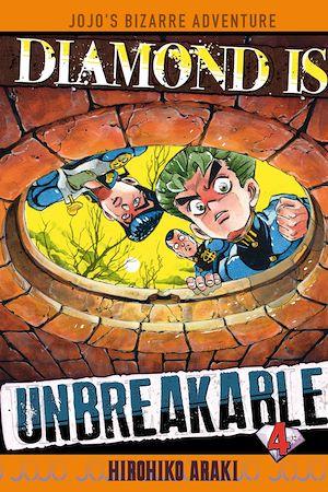 Téléchargez le livre :  Jojo's - Diamond is unbreakable T04