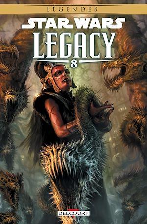 Téléchargez le livre :  Star Wars - Legacy T08. NED