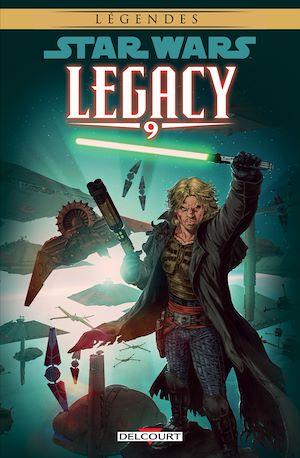 Téléchargez le livre :  Star Wars - Legacy T09. NED