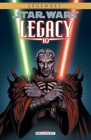 Téléchargez le livre :  Star Wars - Legacy T10. NED