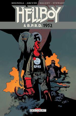 Téléchargez le livre :  Hellboy & BPRD T01