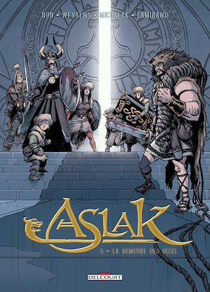 Téléchargez le livre :  Aslak T05