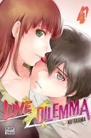 Téléchargez le livre :  Love X Dilemma T01