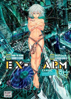 Téléchargez le livre :  Ex-Arm T01