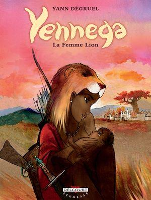 Téléchargez le livre :  Yennega, la femme lion