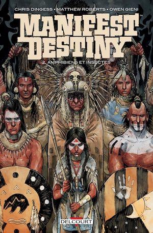 Téléchargez le livre :  Manifest destiny T02