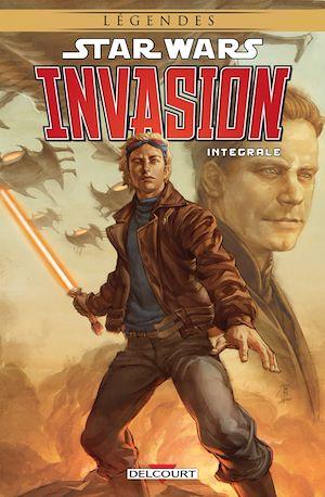 Téléchargez le livre :  Star Wars - Invasion Intégrale
