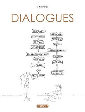 Téléchargez le livre :  Dialogues