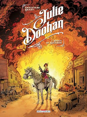 Téléchargez le livre :  Julie Doohan T01