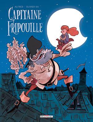 Téléchargez le livre :  Capitaine Fripouille