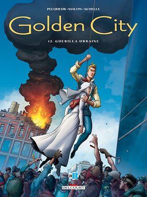 Téléchargez le livre :  Golden City T12