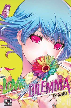 Téléchargez le livre :  Love X Dilemma T06