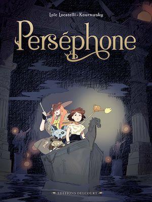 Téléchargez le livre :  Perséphone