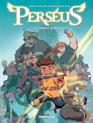 Téléchargez le livre :  Perséus T01