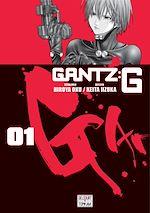 Télécharger le livre :  Gantz G T01
