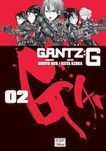 Télécharger le livre :  Gantz G T02