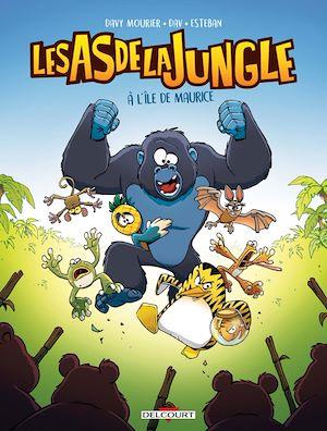 Téléchargez le livre :  Les As de la jungle