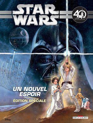 Téléchargez le livre :  Star Wars - Un nouvel espoir (Jeunesse) - Spécial 40e anniversaire