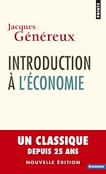 Télécharger le livre :  Introduction à l'économie (nouvelle édition)