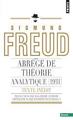 Télécharger le livre :  Abrégé de théorie analytique (1931) (inédit). Un chapitre inédit du Portrait psychologique du Présid