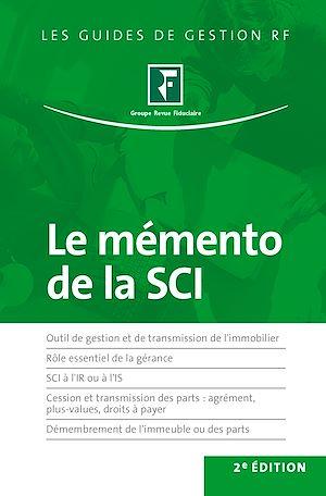 Téléchargez le livre :  Le mémento de la SCI - 2e édition