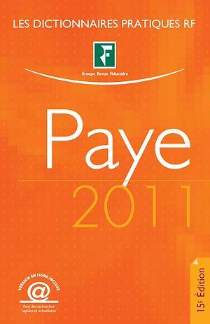 Téléchargez le livre :  Dictionnaire Paye - 15e édition