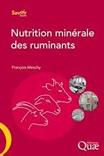 Télécharger le livre :  Nutrition minérale des ruminants