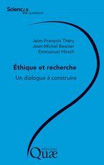 Télécharger le livre :  Éthique et recherche - Un dialogue à construire