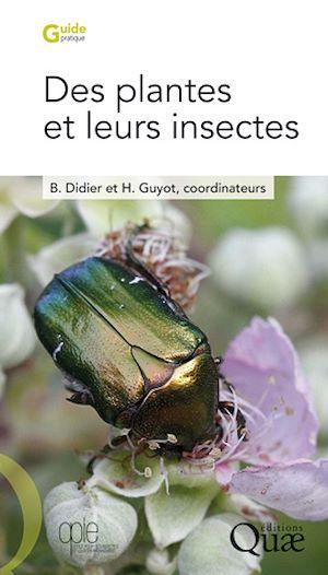 Téléchargez le livre :  Des plantes et leurs insectes