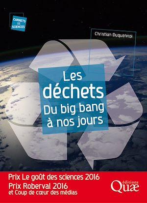 Téléchargez le livre :  Les déchets, du big bang à nos jours