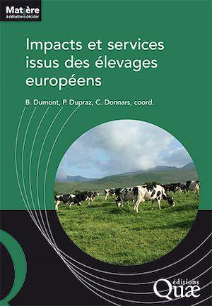 Téléchargez le livre :  Impacts et services issus des élevages européens