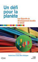 Télécharger le livre :  Un défi pour la planète