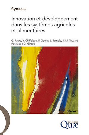 Téléchargez le livre :  Innovation et développement dans les systèmes agricoles et alimentaires