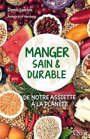 Téléchargez le livre :  Manger sain et durable
