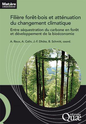 Téléchargez le livre :  Filière forêt-bois et atténuation du changement climatique