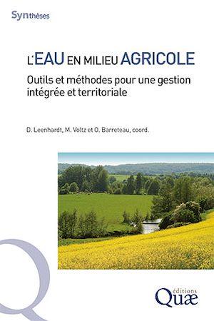 Téléchargez le livre :  L'eau en milieu agricole