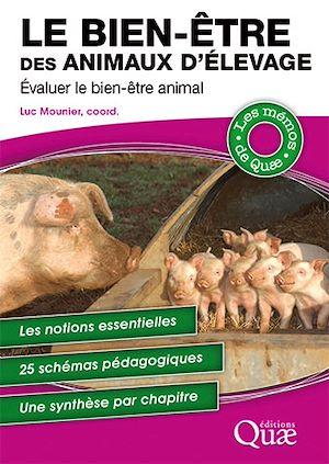 Téléchargez le livre :  Le bien-être des animaux d'élevage
