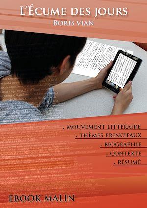 Téléchargez le livre :  Fiche de lecture L'Écume des jours - Résumé détaillé et analyse littéraire de référence