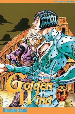 Téléchargez le livre :  Golden Wind T14