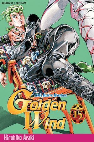 Téléchargez le livre :  Golden Wind T15
