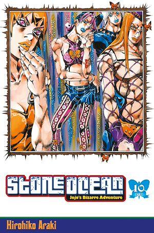 Téléchargez le livre :  Jojo's - Stone ocean T10