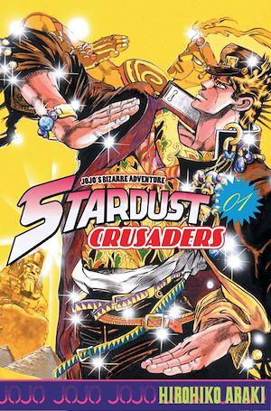 Téléchargez le livre :  Jojo's - Stardust Crusaders T01