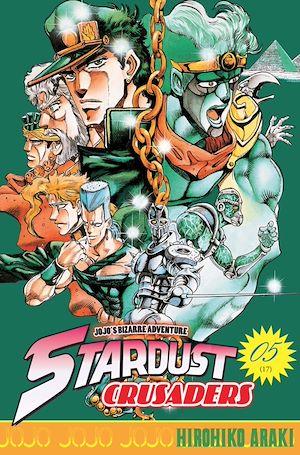 Téléchargez le livre :  Jojo's - Stardust Crusaders T05