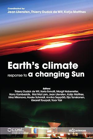 Téléchargez le livre :  Earth's climate response to a changing sun